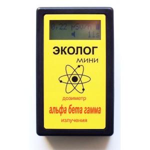 Detektor radiace E-Ekolog Mini